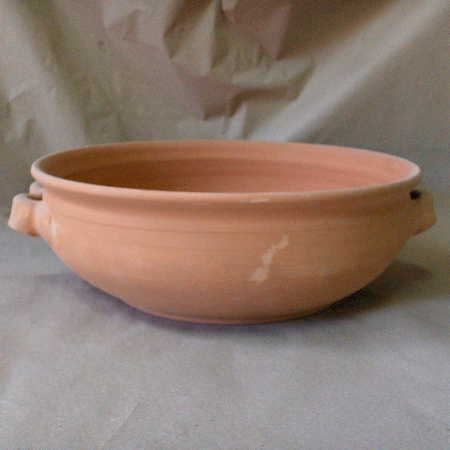 Bowl with handle gra
